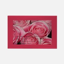 Shower of Roses, St. Therese Rectangle Magnet