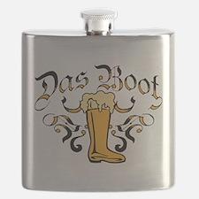 Das Boot Of Beer Flask