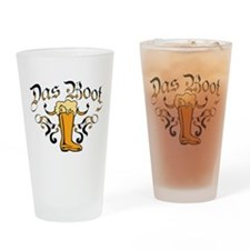 Das Boot Of Beer Drinking Glass