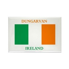 Dungarvan Ireland Rectangle Magnet