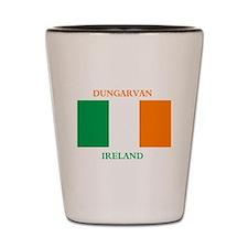 Dungarvan Ireland Shot Glass