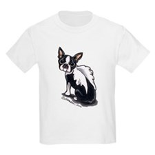 Boston Terrier Angel T-Shirt