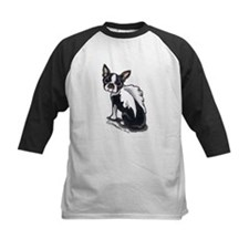Boston Terrier Angel Tee