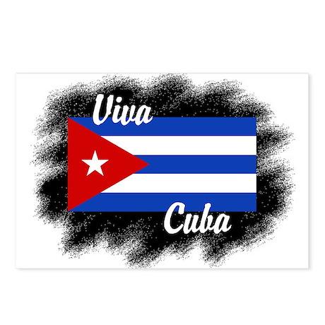 Viva Cuba Postcards (Package of 8)