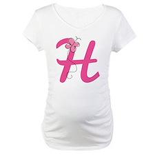 Letter H Monogram Shirt