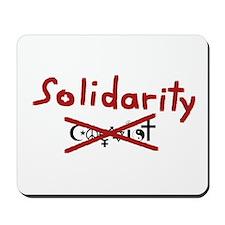 Solidarity Mousepad