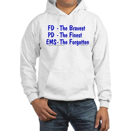 EMS - The Forgotten Hooded Sweatshirt