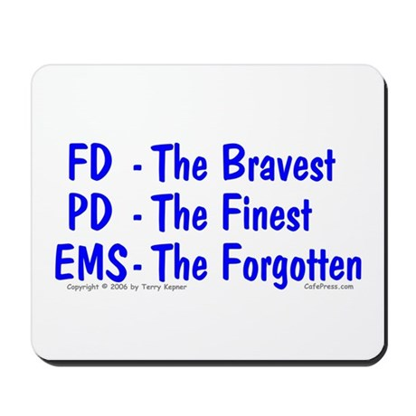 EMS - The Forgotten Mousepad