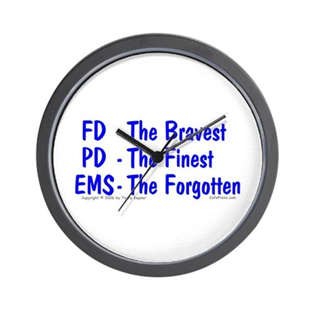 EMS - The Forgotten Wall Clock