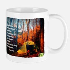 Loneliness and Solitude Mug