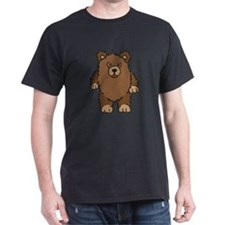 Cartoon Bear T-Shirt