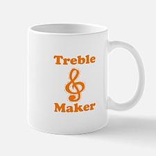 treble maker orange Mug