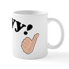 'Ayyy!' Fonzie Mug