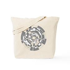 Bits and Bytes Tote Bag