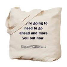 Moving Out Tote Bag