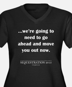 Moving Out Plus Size T-Shirt