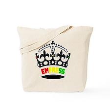 EMPRESS RASTA Tote Bag