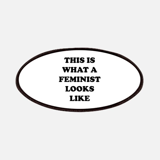 This Is What A Feminist Looks Like Patches