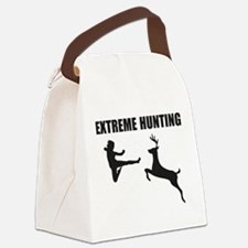 Extreme Hunting Canvas Lunch Bag