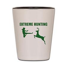 Extreme Hunting Shot Glass