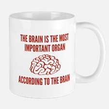 Most Important Organ Mug