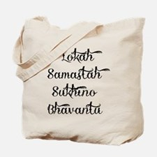 Lokah Tote Bag