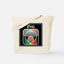 iFroCaramel10x10 Tote Bag