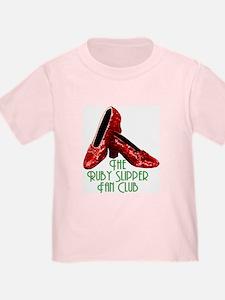 Ruby Slipper Fan Club T