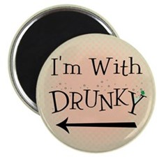 drunky-with-button.gif Magnet