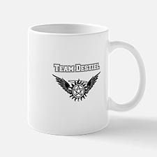 Team Destiel Shirt Mug