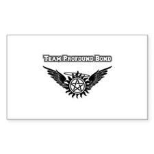 Team Profound Bond Shirt Decal