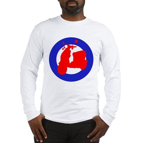 Buddy Dot Mod Long Sleeve T-Shirt