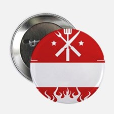 """Grilling Logo 2.25"""" Button"""