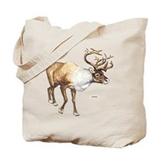 Caribou Animal Tote Bag