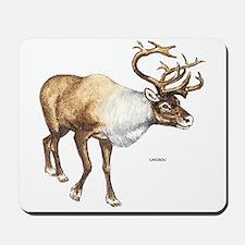 Caribou Animal Mousepad