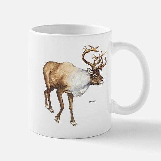 Caribou Animal Mug