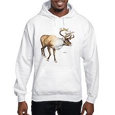 Caribou Animal Hoodie