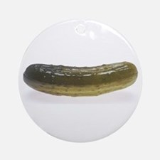 pickle huge Ornament (Round)