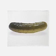 pickle huge Throw Blanket