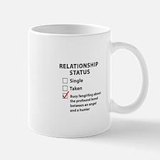 Relationship Status Wincest Mug