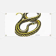 Garter Snake Banner