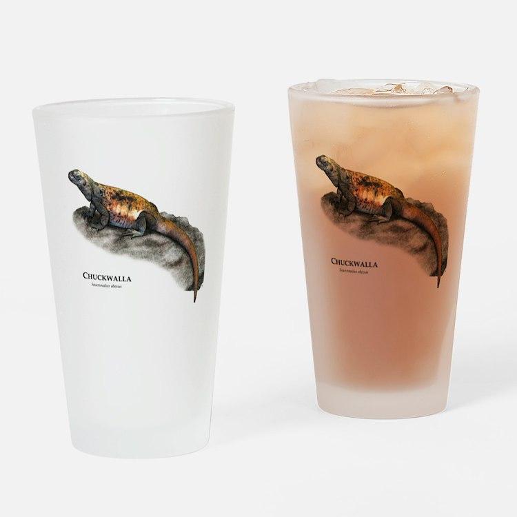 Chuckwalla Drinking Glass