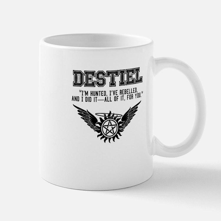 Destiel Quote Series #4 Mug