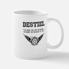 Destiel Quote Series #3 Mug