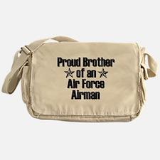 AF Proud Brother Messenger Bag