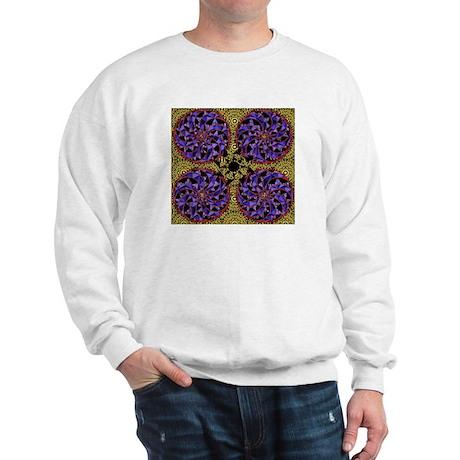 Viking Mourning Stars Sweatshirt