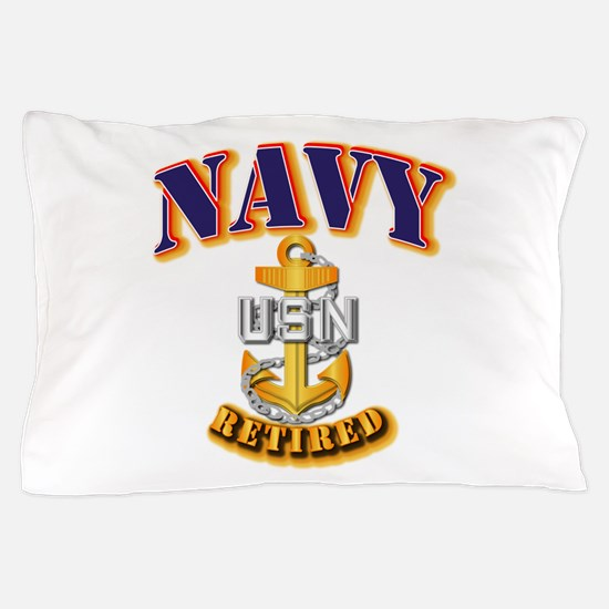 NAVY - CPO - Retired Pillow Case