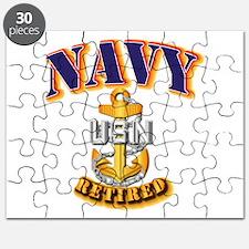 NAVY - CPO - Retired Puzzle