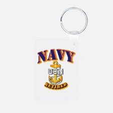NAVY - CPO - Retired Keychains
