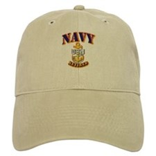 NAVY - CPO - Retired Baseball Cap